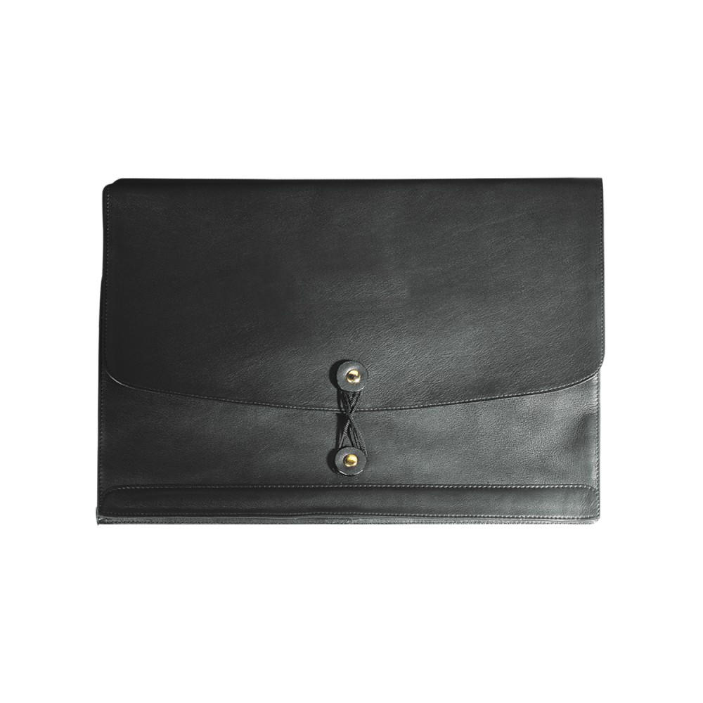 Andrew Philips Collection Genuine Leather Horizontal Mani...