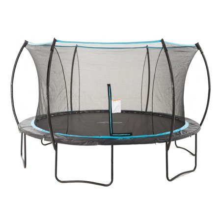 Skybound Cirrus 14 Ft  Trampoline With Full Enclosure Net System