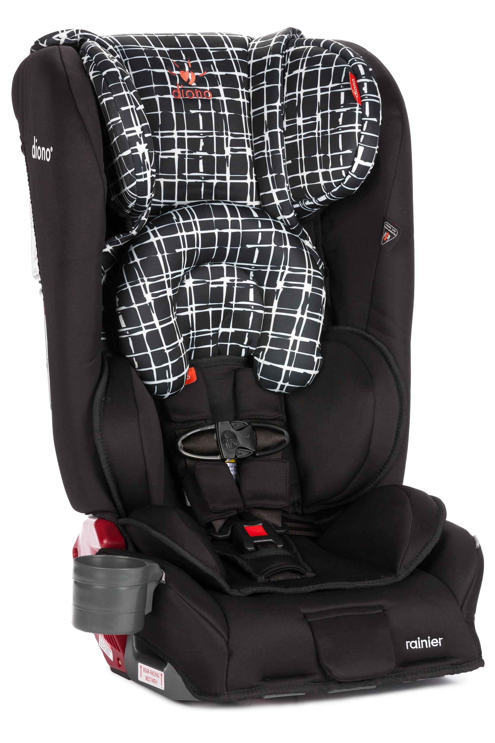 Diono Rainier All-in-One Car Seat, Black Plum by Diono