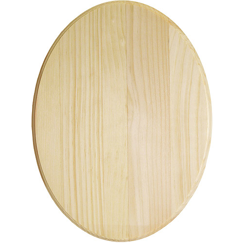 """Decoration Wooden Oval Plaque /""""Kitchen/"""" Gift Furniture"""