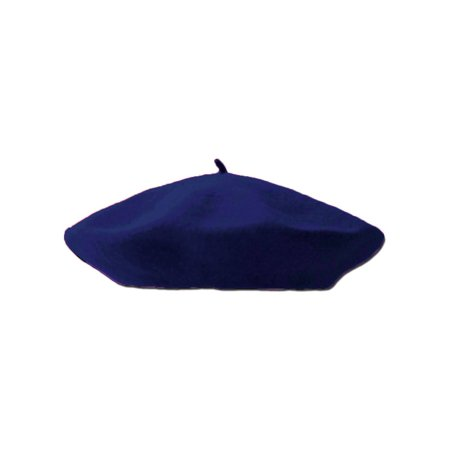 classic wool beret one size adult - (various (Wear Army Beret)