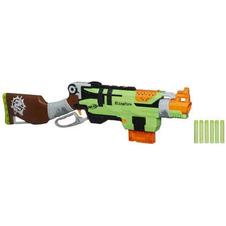 Nerf Zombie Strike SlingFire - Zombie Voice