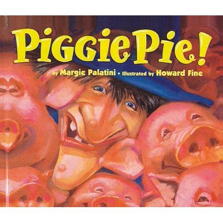 Piggie Pie!](Funny Halloween Pie Charts)