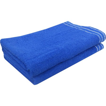 Mainstays Solid Beach Towel Set Of 2