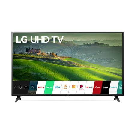 """LG 49"""" Class 4K (2160) HDR Smart LED UHD TV 49UM6900PUA"""