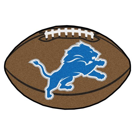 Detroit Lions Football Mat - Lions Football Mat