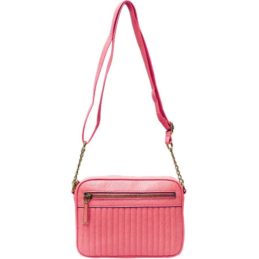 George Women's Katelyn Camera Crossbody Bag