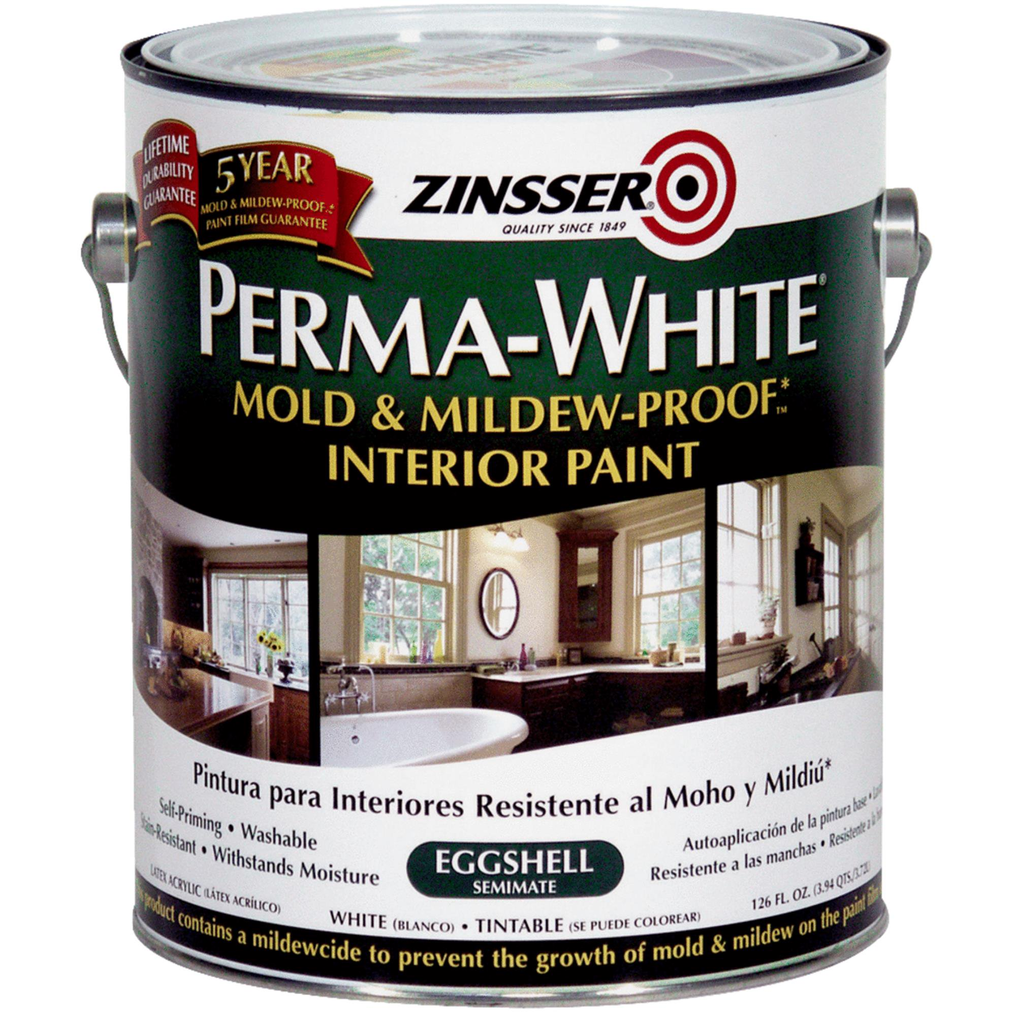 High Quality Perma White Mold And Mildew Proof Interior Paint