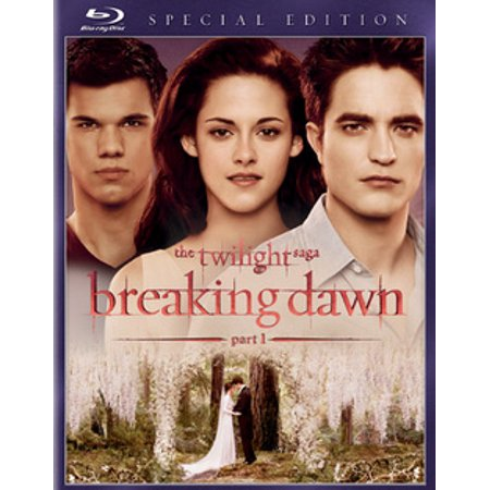 The Twilight Saga: Breaking Dawn, Part 1 (Special Edition) (Twilight Saga Breaking Dawn Part 2 Final Battle)