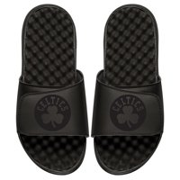 Boston Celtics ISlide Youth Tonal Slide Sandals - Black