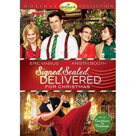 - Signed, Sealed, Delivered for Christmas (DVD)
