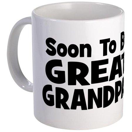 CafePress - Soon To Be Great Grandpa! Mug - Unique Coffee Mug, Coffee Cup (Best Cafepress Great Grandpas)