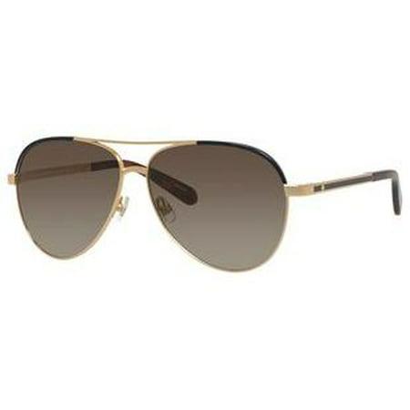 Kate Spade KS Amarissa Sunglasses 0EYR Gold Pink