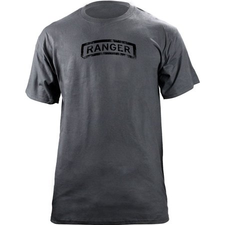 Vintage Army Ranger Tab Badge Veteran T-Shirt](Army Ranger Shirt)