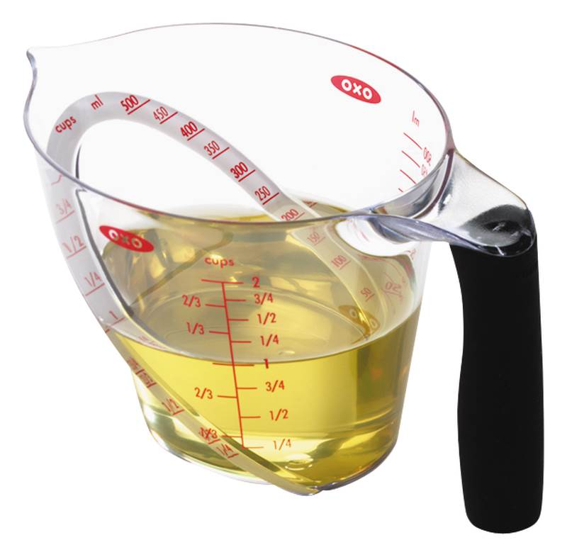 OXO 70981 Good Grips Angled Measuring Cup, 16 Oz.