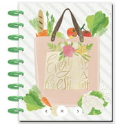 The Happy Planner® Classic Planner, Undated, Foodie Recipe Planner