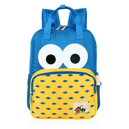 2e41cc8020f8 Vbiger - Vbiger Kids Backpack Adorable Kindergarten School Bag Oxford Cloth  Preschool Backpacks Cute Daypack for Little Girls - Walmart.com