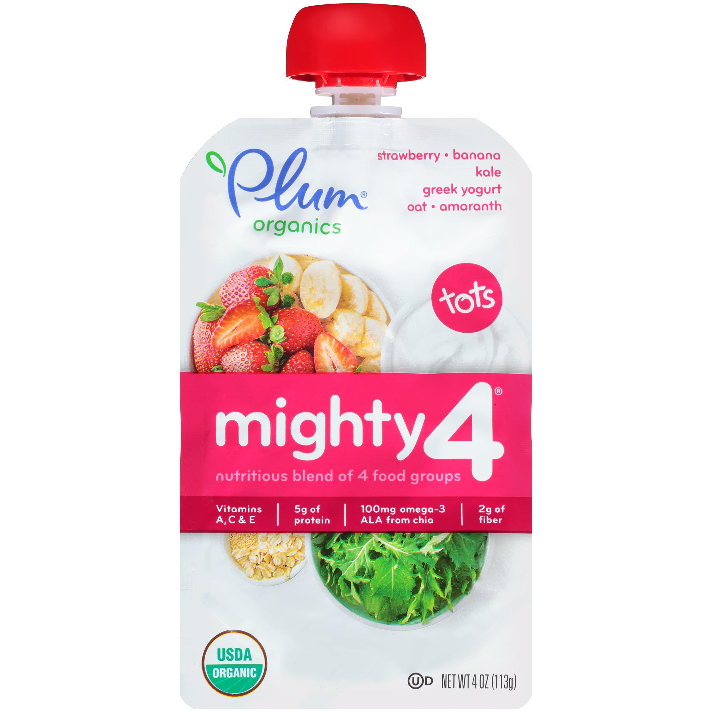 Walmart Plum Organics Baby Food