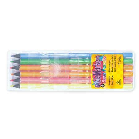 Bible Markers: Neon Pencils (Other)