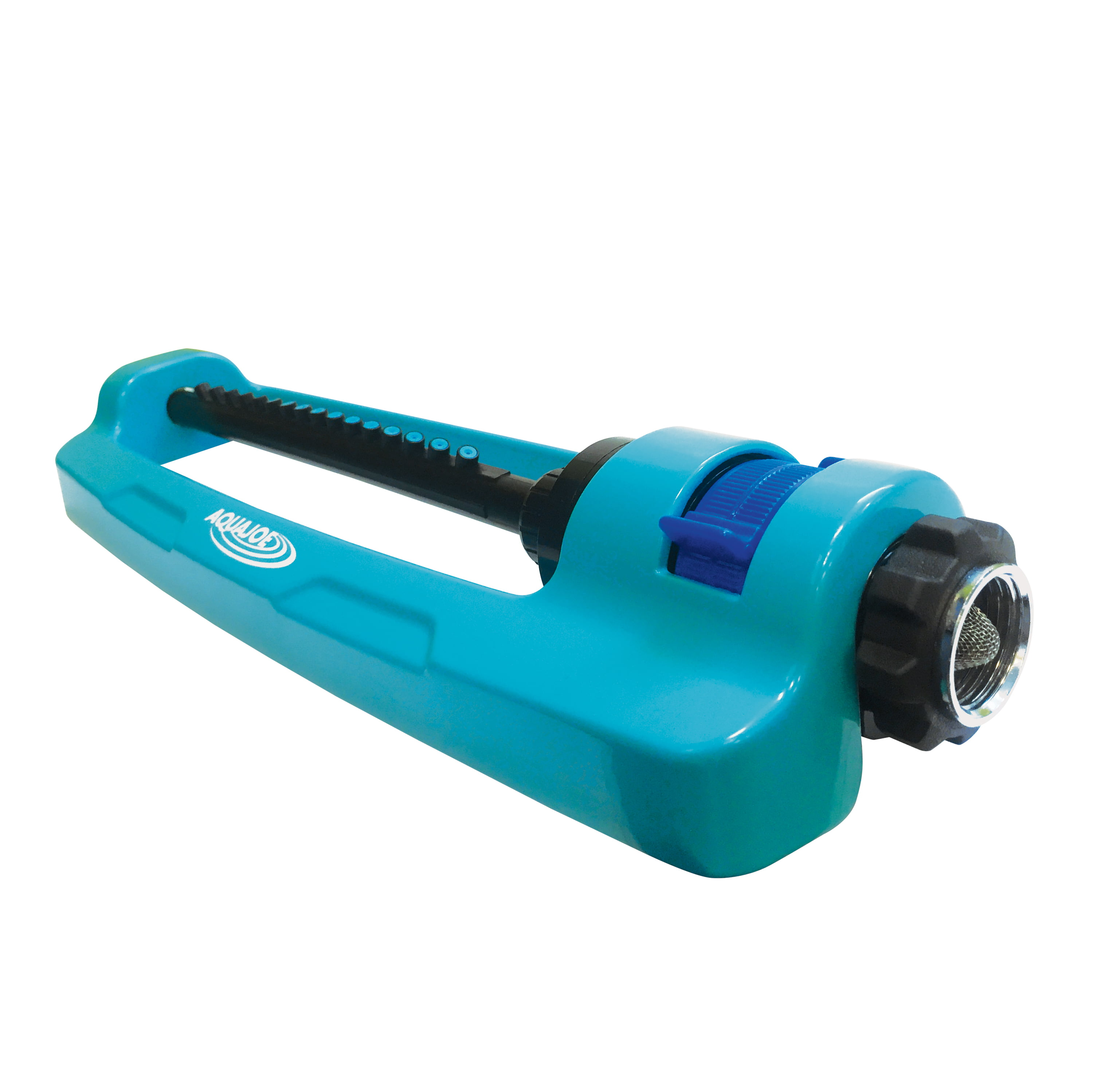 Sun Joe SJI-OMS16 Indestructible Metal Base Oscillating Sprinkler with Adjustable Spray by Snow Joe LLC