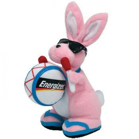 TY Beanie Baby - ENERGIZER BUNNY the Bunny (Walgreen's