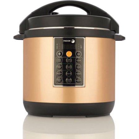 Fagor Copper Lux Multi Cooker 8 Quart 935010053 - Walmart.com
