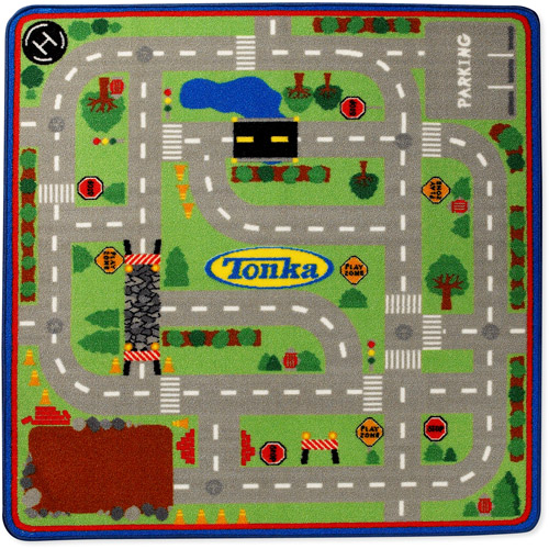 Toy Rug Home Decor