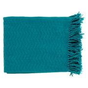 Surya Thelma Cotton Throw Blanket