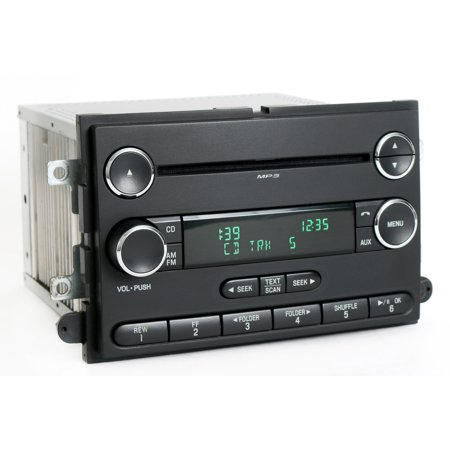Ford 2007-2008 F-150 Pickup AM FM mp3 CD Player Radio Part Number (Pickle Factory)