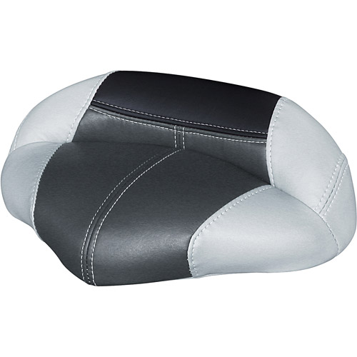 Wise Blast Off Series Pro Seat, Grey/Charcoal/Black
