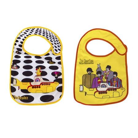 Daphyl's The Beatles Bibs 2 Pack ()