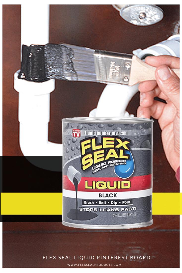 Flex Seal Liquid Rubber Sealant Weatherproof Coating White 16 Fl. Oz    Walmart.com