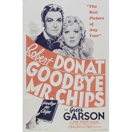Promo Chip (Goodbye Mr. Chips POSTER Movie E Mini)