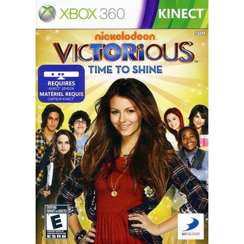 Kinect Victorious: Time to Shine (Xbox 360)