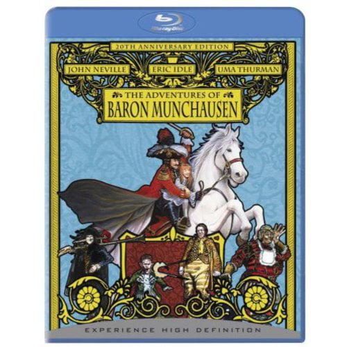The Adventures Of Baron Munchausen (Blu-ray)