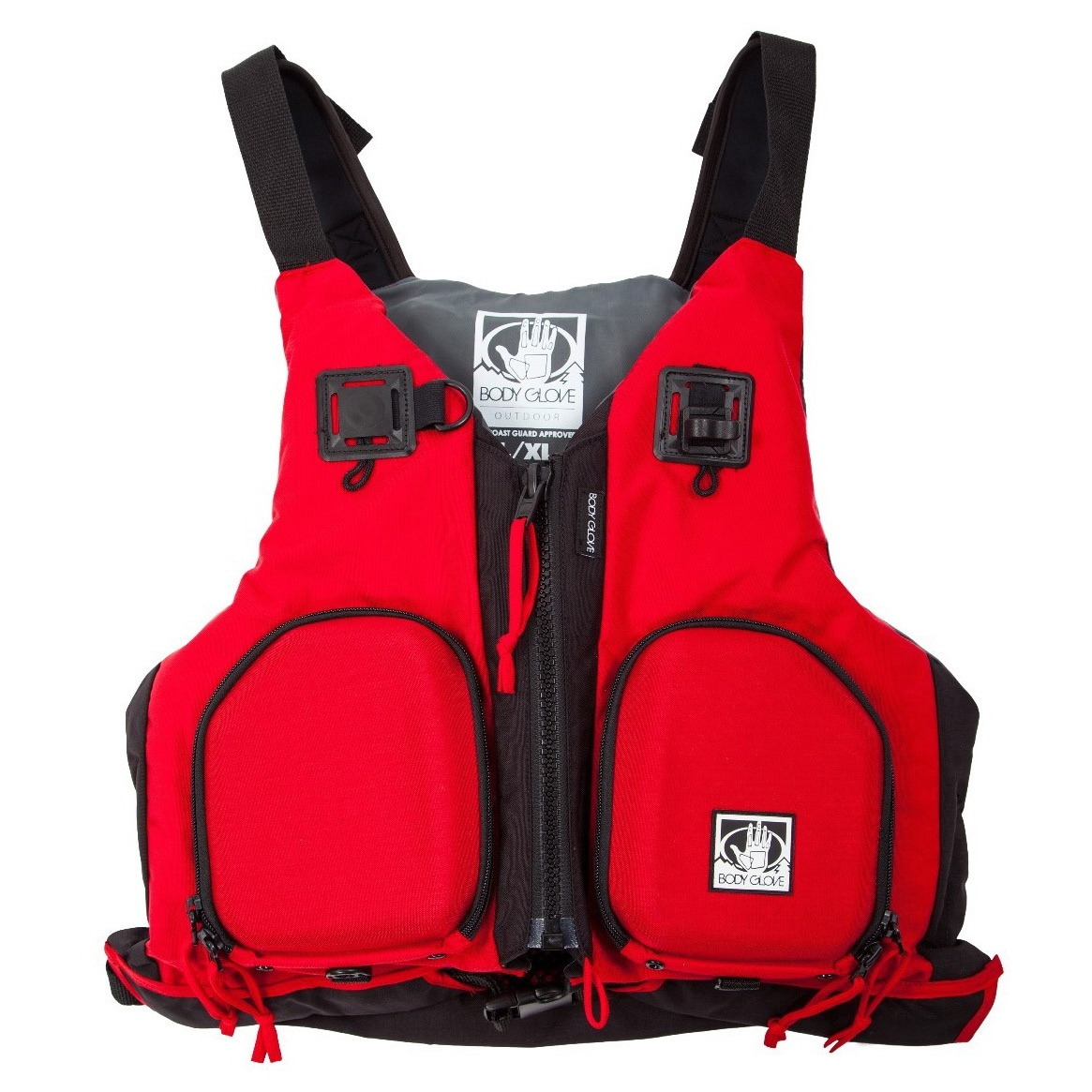 Body Glove Sonar Fishing Vest by Overstock