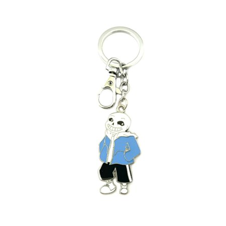 Undertale Keychain Key Ring Game Gaming TV Show Series Auto/Boat House Keys - Gaming Keychains