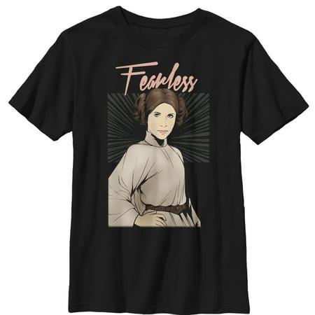 Star Wars Boys' Classic Princess Leia Fearless