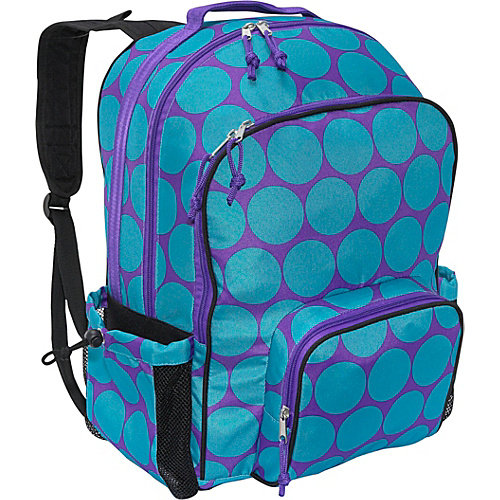 Big Dot Aqua Macropak Backpack