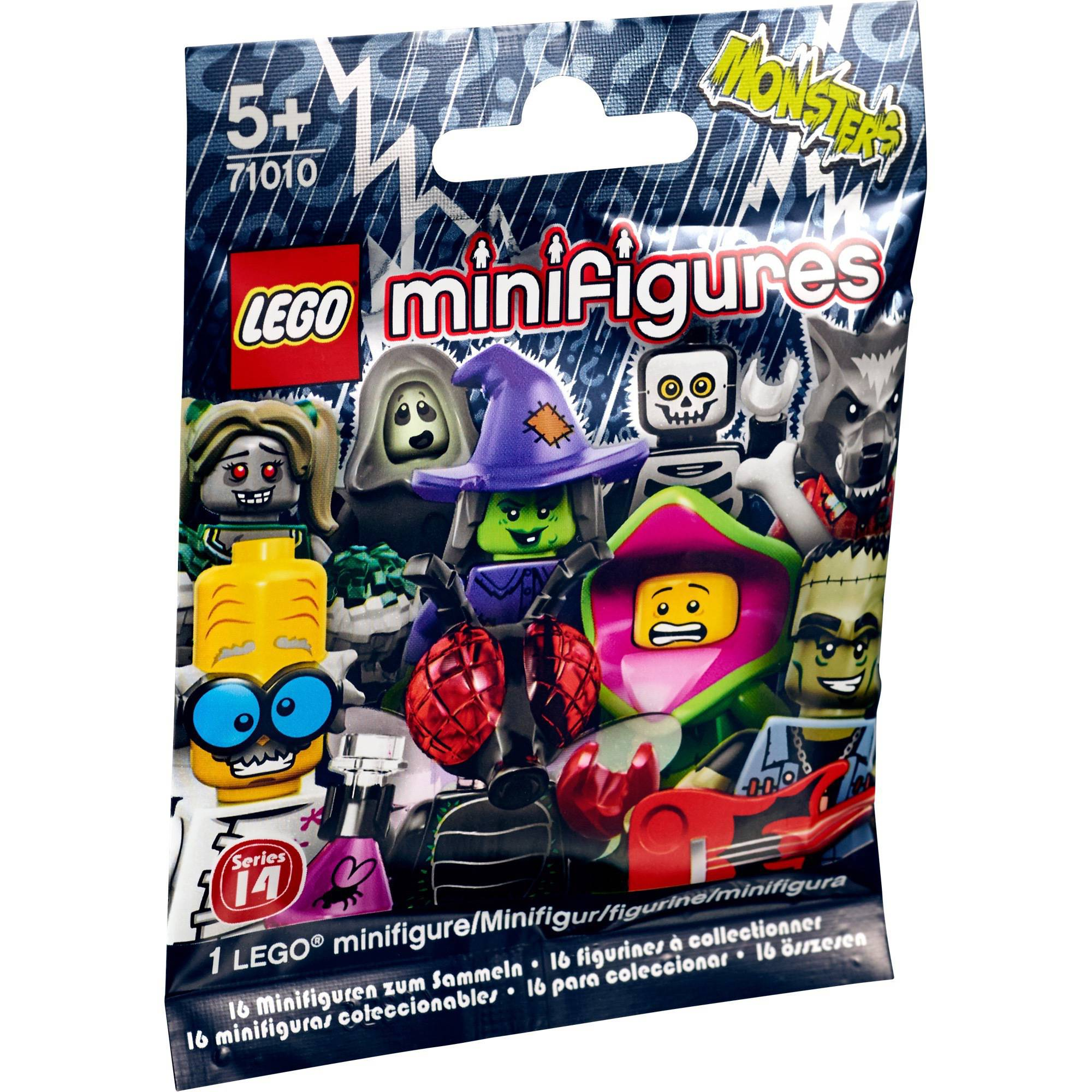 Lego Minifigures Series 14: Monsters