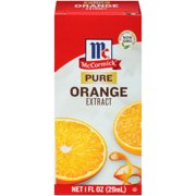 McCormick Pure Orange Extract, 1 fl oz