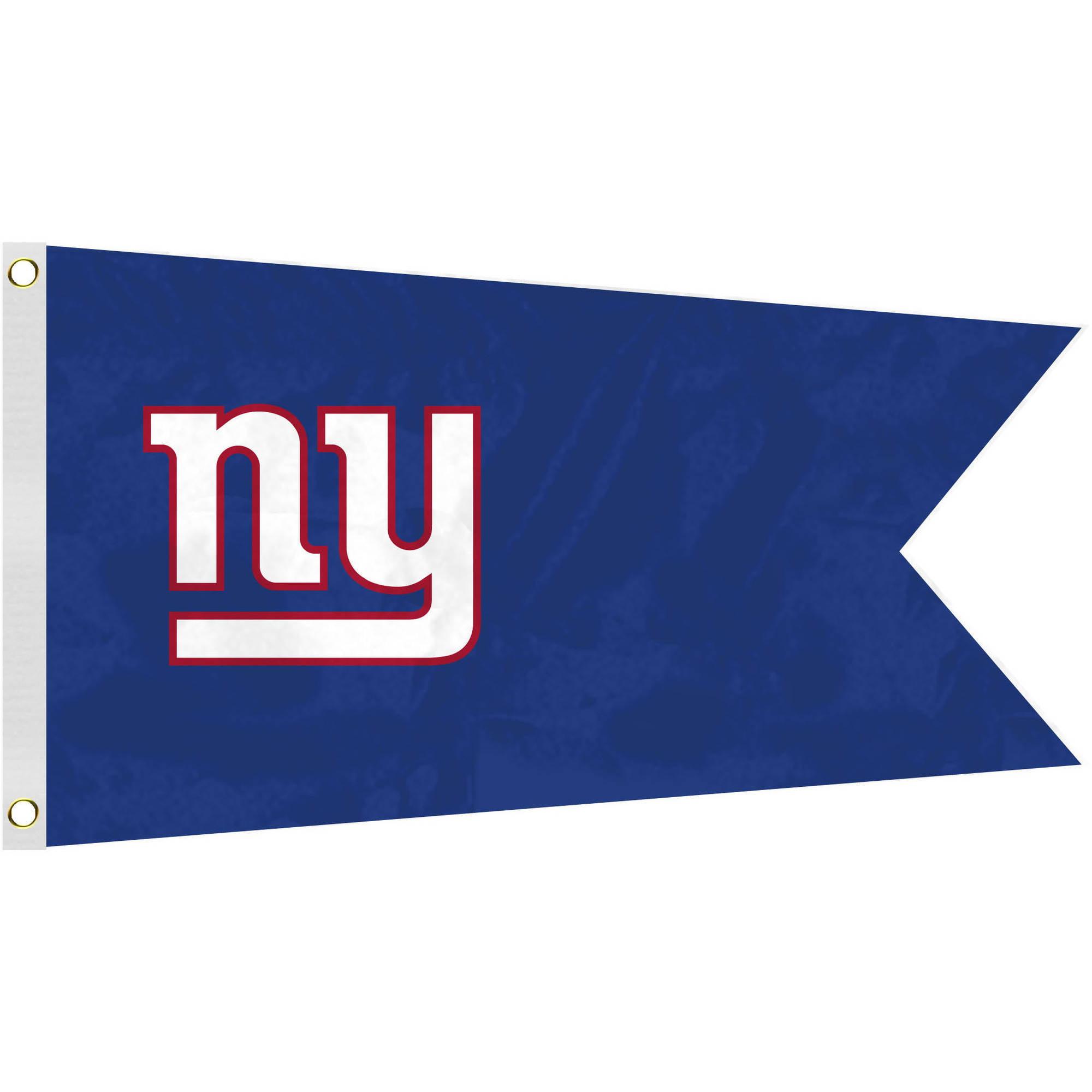 NFL New York Giants Boat Flag