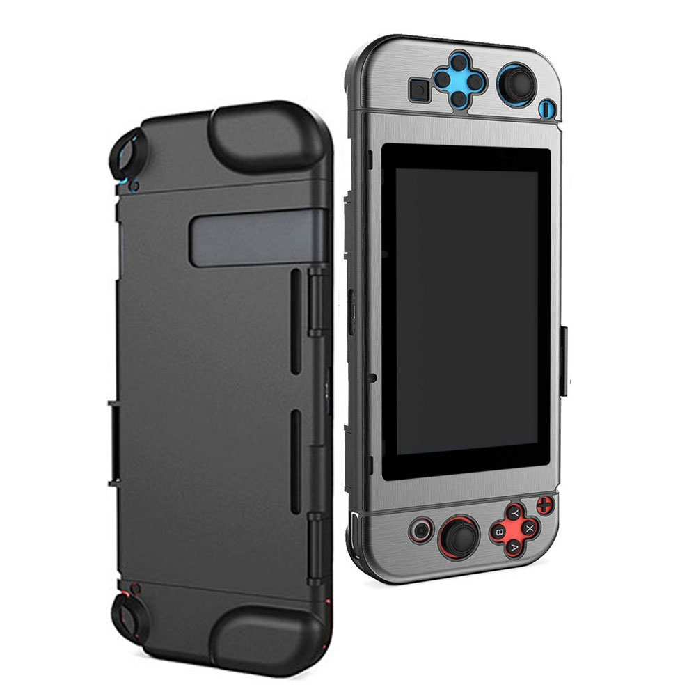 Nintendo Switch Case, EEEKit Nintendo Switch Hard Case Protective Back Cover Anti Scratch Shock Absorption Video Games Case