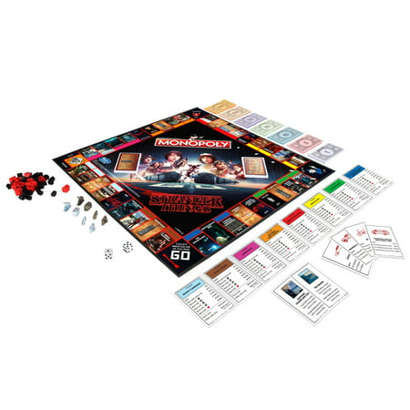 Monopoly Stranger Things Board Game - image 4 of 4
