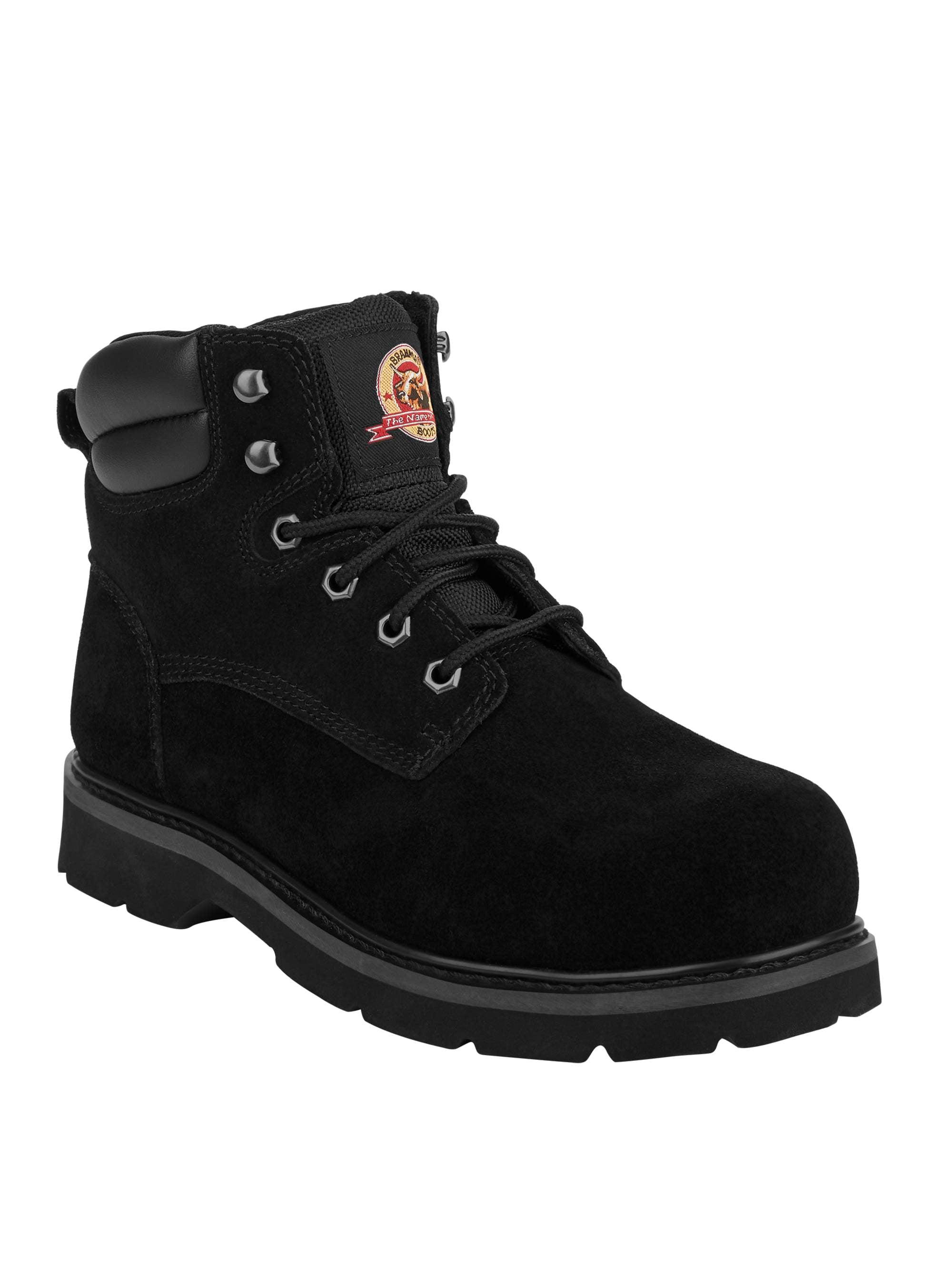 walmart mens slip on boots