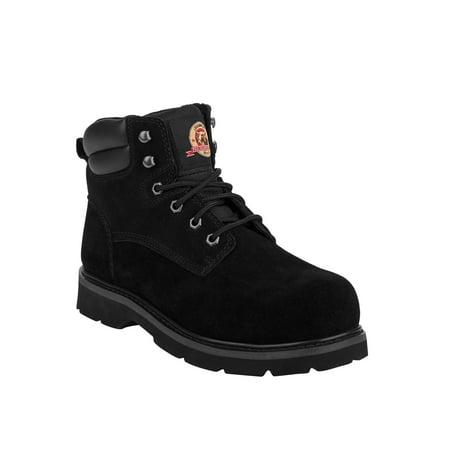 "Brahma Men's Bravo II 6"" Steel Toe Work Boot"