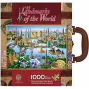 Masterpieces Landmarks Of The World Puzzle