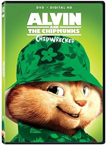 Alvin and the Chipmunks: Chipwrecked by