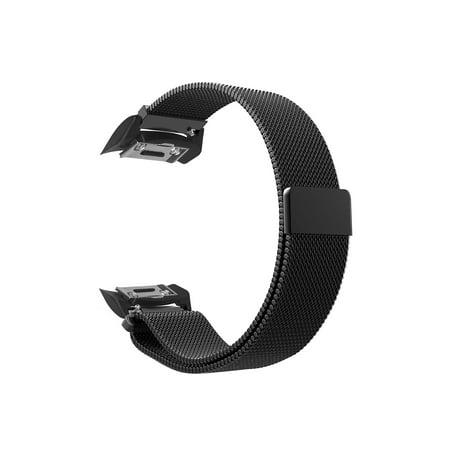Fintie Watch Band for Samsung Gear S2 20mm, [Unique Magnet Lock] Stainless Steel Bracelet Smart Watch