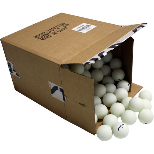 Stiga Table Tennis Balls, 1 Gross (144-Count)